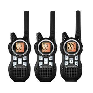 Motorola MR350TPR Talkabout two-way radio set