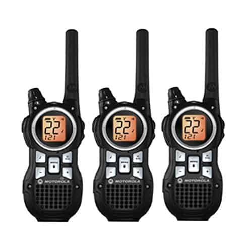 Motorola MR350TPR Talkabout two-way radio set