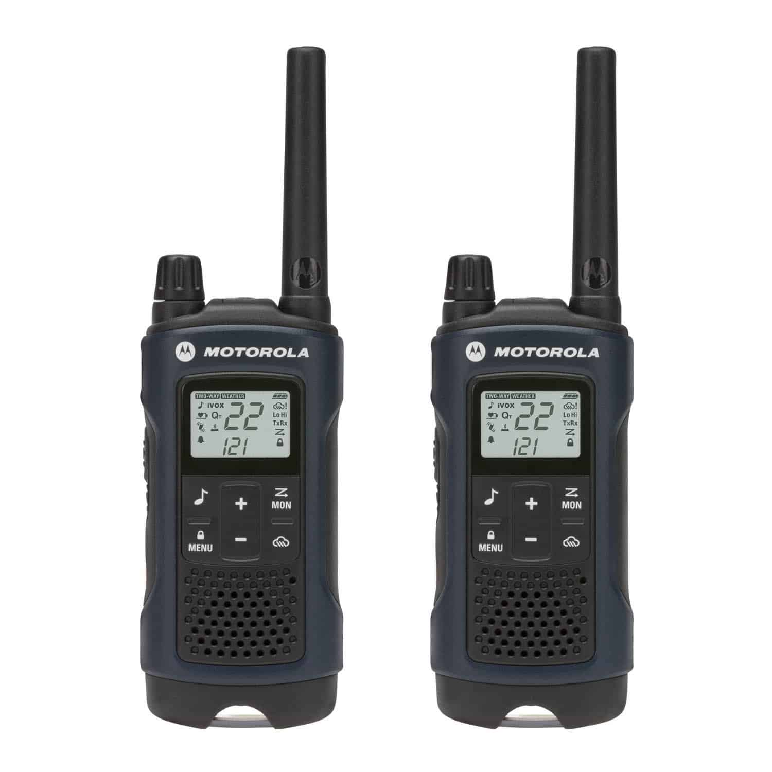 Motorola Talkabout T460 Rechargeable Two-Way Radio