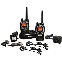 waterproof walkie talky midland gxt1000vp4