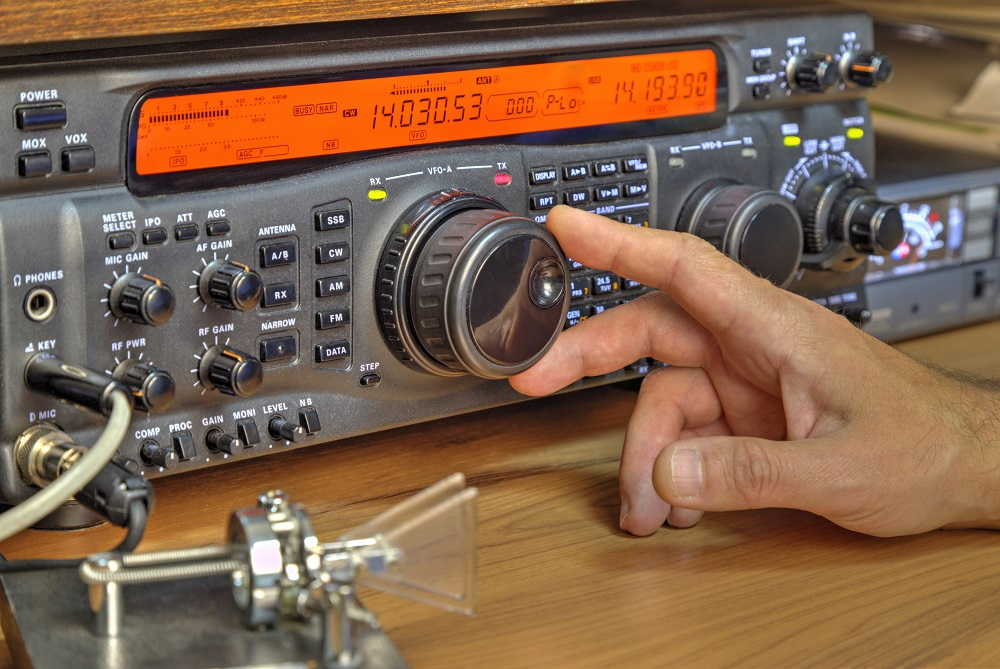 ham radio tuning
